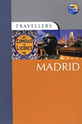 Travellers Madrid, 3rd (Travellers - Thomas Cook)