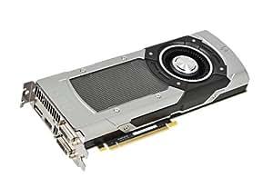 Gigabyte GV-NTITAN-6GD-B Carte Graphique NVIDIA GeForce GTX Titan 6144 Mo PCI Express