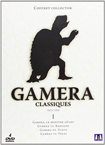The We And The I - Gamera classiques - 1965-1968 - I [Édition