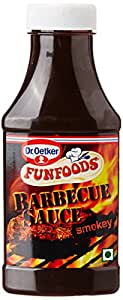 Funfoods Barbecue Sauce Texas Style, 300g