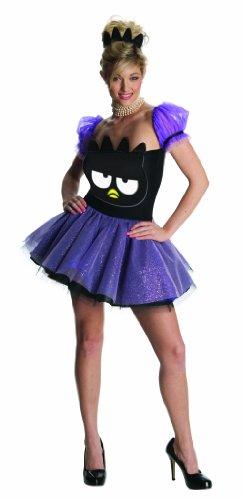 Hello Kitty Badtz Maru Sexy Costume Dress Adult Small 2-6 (Hello Kitty Sexy)