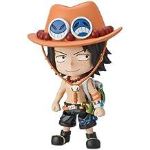 One Piece Chibi Arts Action Figur Portgas D Ace 10 Cm