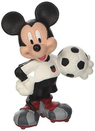 Mickey Mouse Figurine Fußball Deutschland