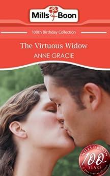 The Virtuous Widow (Mills & Boon Short Stories) (Mills & Boon 100th Birthday Collection) von [Gracie, Anne]