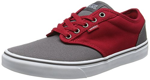 Vans Mn Atwood, Sneakers Basses Homme Gris (2 Tone)