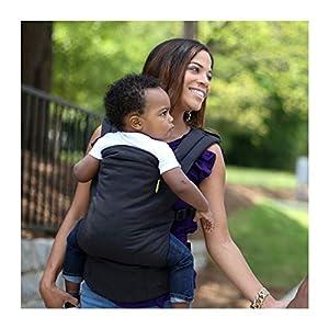 oba-BC4-Komfortbabytrage-mit-Fusttzen-fr-groe-Kinder-Bauch-und-Rckentrage