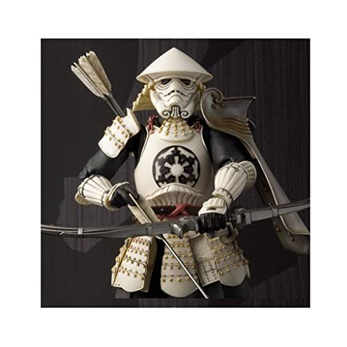 DNSJB Toy Model Guerriero Star Wars Famous Generals Bow And Arrow Soldatini Bianchi Cartoon Anime Toys