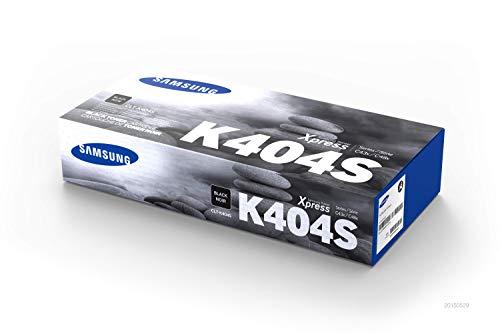 Samsung CLT-K404S Toner, schwarz -