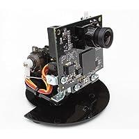Pan / Tilt Kit servomotore per Pixy (CMUcam5) - 2 assi Robotic Monte Camera