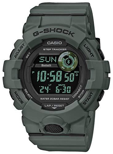 Casio G-Shock G-Squad Herren-Armbanduhr mit Bluetooth GBD-800UC-3ER