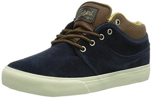 Globe Mahalo Mid, Chaussures de skateboard homme