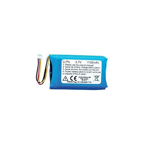 Batterie de rechange pour alarme de voiture GKA100 avec traceur GSM et GPS G 1Z-101-16