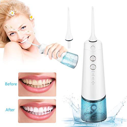 Disipador de agua portátil para dientes
