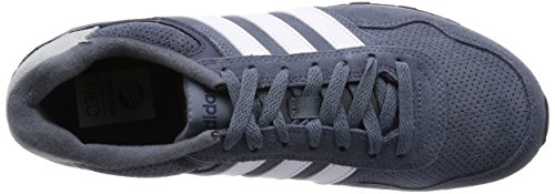 adidas 10K, Sneakers Basses Homme Lead/FtwWhite/CoNavy
