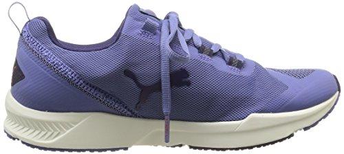 Puma  IGNITE XT Wn's, Chaussures de fitness femmes Bleu - Blau (astral aura-bleached denim 03)