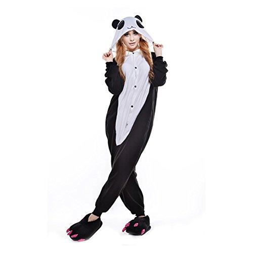 LSHEL Erwachsenen Tier Pyjama Jumpsuit Cosplay Unisex