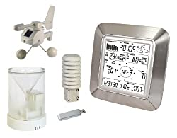 La Crosse Technology Pro Familiale Ws2801it Weather Station Aluminium