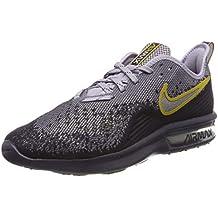online retailer a5e12 b5189 Nike Air MAX Sequent 4, Zapatillas de Gimnasia para Hombre