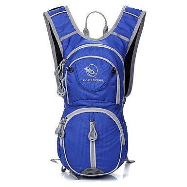 12 L Rucksack Wasserdicht tragbar Stoßfest Purple