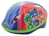 PJ Masks Kids\' Safety Helmet, Multi Coloured, 48cm - 54cm