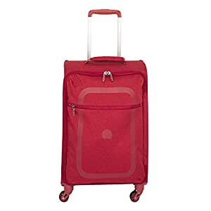 Delsey 00224680104 Bagage Cabine Dauphine, 42 L, (Rouge)