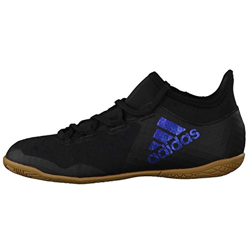 adidas X Tango 17.3 in, Scarpe da Calcio Bambino Nero (Core Black/core Black/core Black)