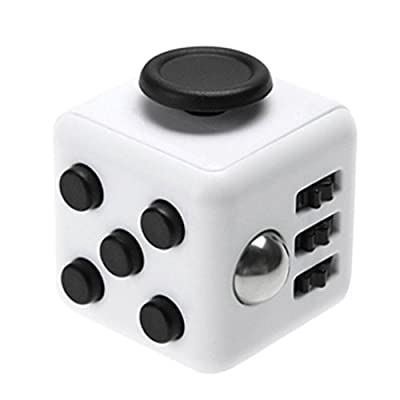 SanWay Fidget Cube Toy Anxiety Attention Stress Relief Stocking stuffer Relieves Stress