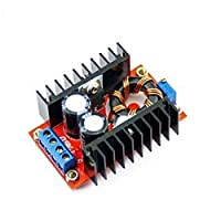 150W DC - DC Boost Converter 12-35V / 6A Step - Up Adjustable Power Supply