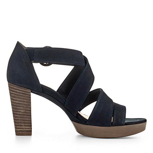 Paul Green Sandales Pour Femme Bleu