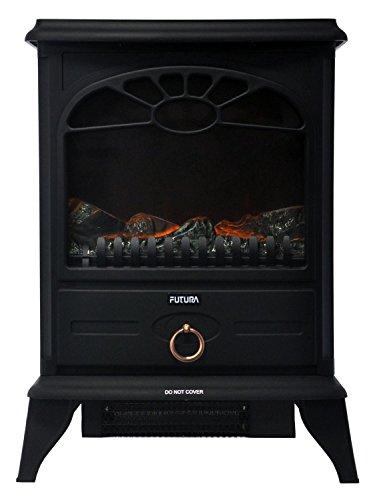 Electric Heating Iron Effect ~ Futura w electric stove log burner effect fireplace