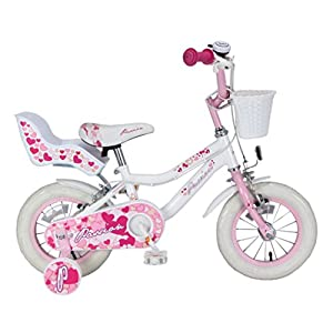 41zTPzyJjZL. SS300 F.lli Schiano Passion, Bicicletta Bambina