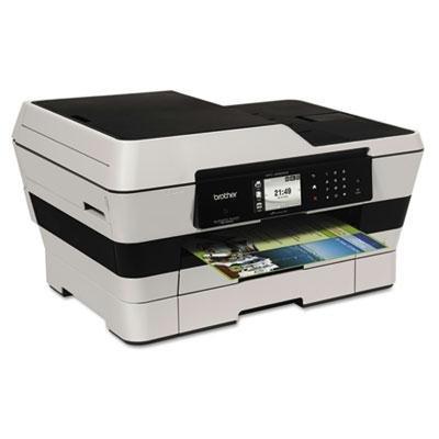 Business Smart Pro Inkjet All-in-One Drucker mit erweitertem Papier Kapazität und drahtlose Vernetzung ()