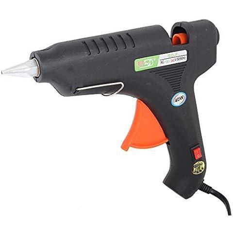 1.24m los 4Ft cable 40W Calefacción Melt Gatillo pistola de pegamento nos enchufe AC100-240V