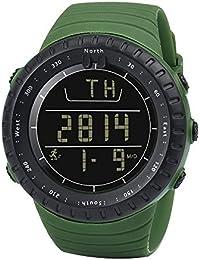 Dylung Reloj para Hombre Deportivos Reloj de Pulsera Relojes de Hombres Chicos Inteligente Digital Smartwatch Correa