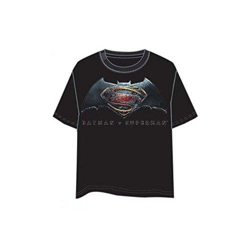 Camiseta Batman Vs Superman L