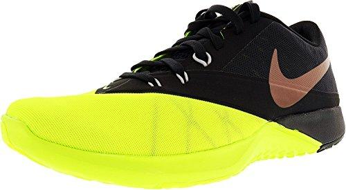 Nike 844794-701, Chaussures de Sport Homme Jaune