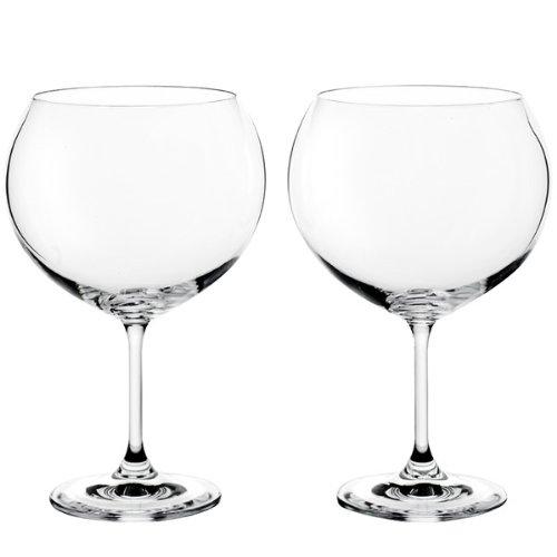 Cristal de Bohemia Juego de 6 copas Bohemia Gin Tonic