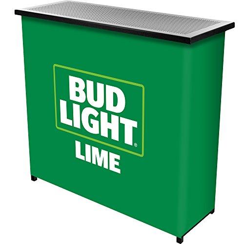 bud-light-lime-metal-2-shelf-portable-bar-table-w-case