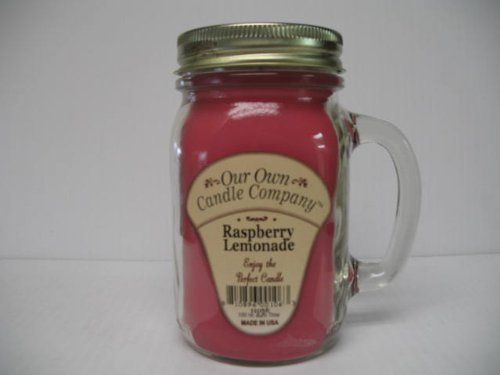 Our Own Candle Company Duftkerze Raspberry Lemonade 368g