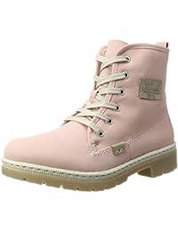 Suchergebnis auf Amazon.de für  Rieker - Pink   Damen   Schuhe ... 05ad1d9101