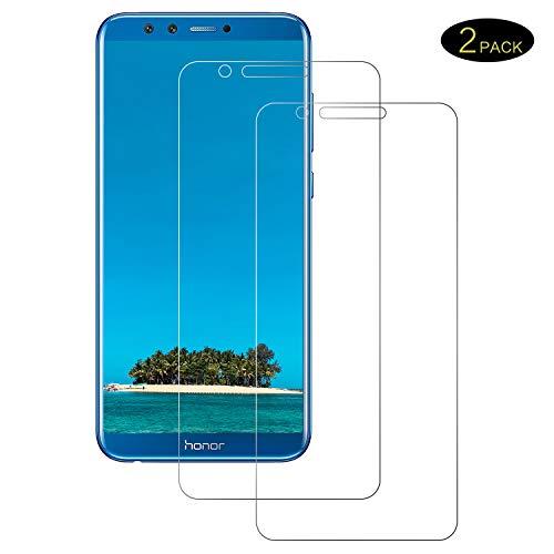 Sans Traces de Doigts Bear Village/® 9H Verre Tremp/é Huawei P20 Pro Ultra R/ésistant Protection en Verre Tremp/é /Écran pour Huawei P20 Pro 2 Pi/èces 3D Touch