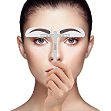 ELEVEN EVER - Juego de reglas para cejas - Plantilla permanente para maquillaje