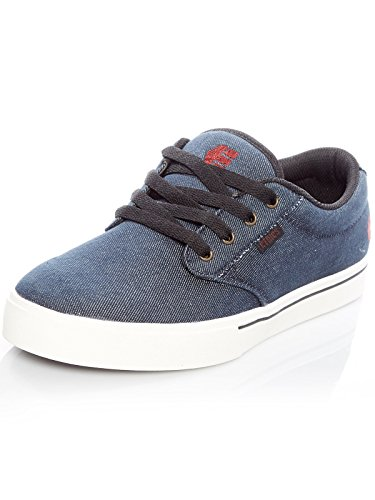 Etnies Jameson 2 Eco -Fall 2018-(4101000323-077) - Grey/Light Grey/Red - 8