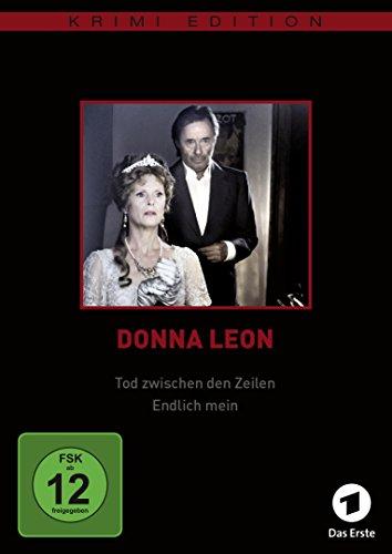Donna Leon: Tod zwischen den Zeilen / Endlich mein hier kaufen