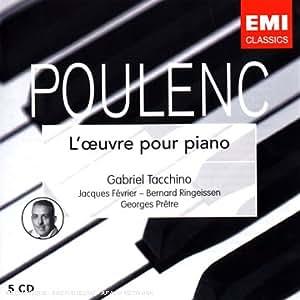 Poulenc Piano
