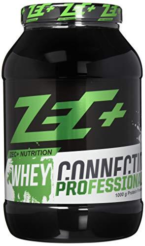 ZEC+ Whey Connection Professional - 1000 g, Mehrkomponenten Protein-Pulver, Geschmack Cookie & Cream