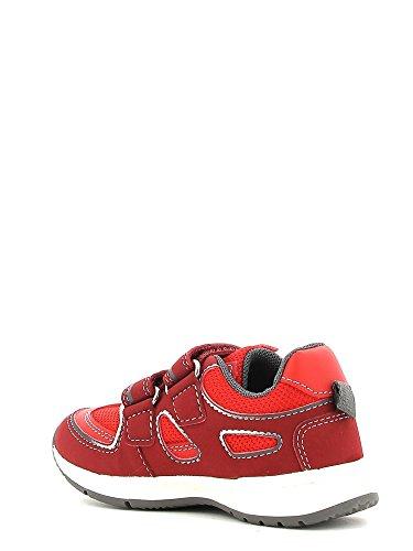Geox , Mädchen Sneaker Rosso