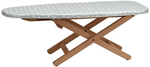 Arredamenti Italia AR_IT- 637 MINISTYRO tavolo da stiro portatile regolabile Finitura ciliegio