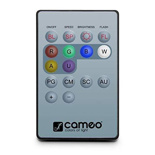 Cameo Q-SPOT REMOTE - Infrarot Fernbedienung für Q-SPOTS Spot Remote