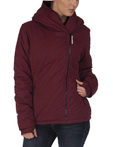 Bench Damen Jacke Jacke Bonspeil II rot (Zinfandel) X-Small